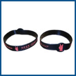 usa made rubber wristbands