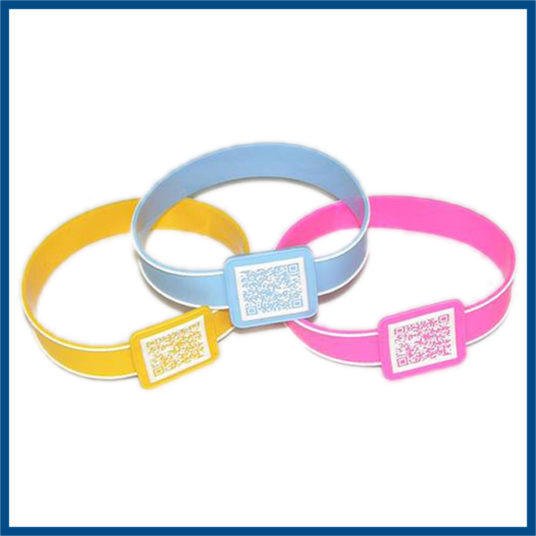 custom PVC wristbands