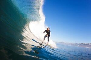 Surfer San Diego