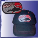 AIRMED-HAT-LABEL