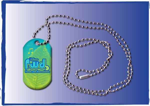Domed Dog Tags