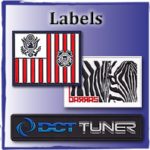 custom labels image