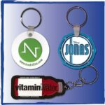 Custom Rubber Key Chains Made In The USA