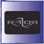 Scuba Razor label