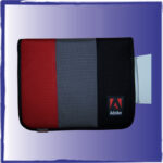 Adobe label on bags