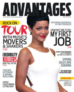 Flexsystems featured in Advantages Magazine 2014 April