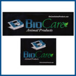 BioCare Custom Patches made from PVC