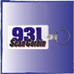 931 Sean Corbin Keychain