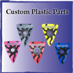 Scuba Chest Gaskets1 for custom plastic parts