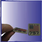 3D Rubber Labels