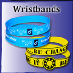 PVC Label Wristband
