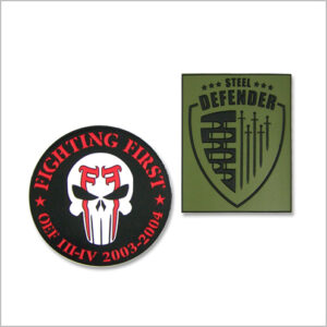 Custom PVC Velcro Patches