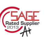sage-rated-supplier-2013