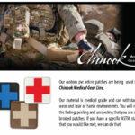 chinook custom label