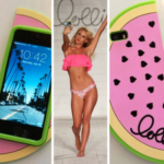 cell phone cases and PVC labels