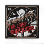 last survivors velcro patch