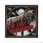 last survivors velcro patch