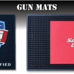custom PVC gun mats