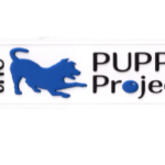 Custom PVC Sew On Label for The Puppy Project